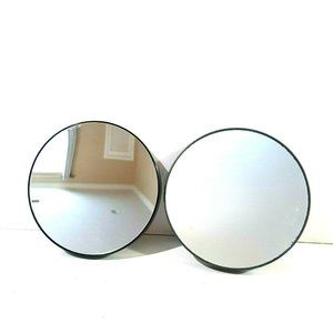 """Other - 2 Portable Magnifying Concave Travel Mirrors 3.5"""""""